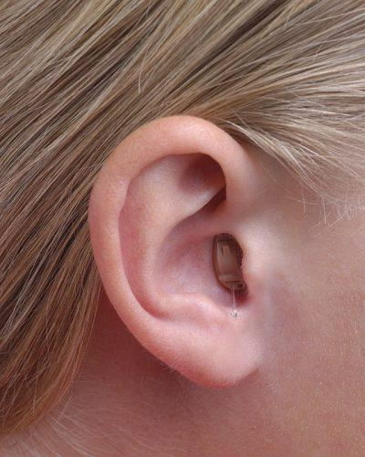 completely in canal or CIC digital or analog hearing aid