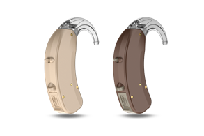 Behind the ear or BTE hearing aid