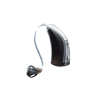 Receiver in canal hearing aid